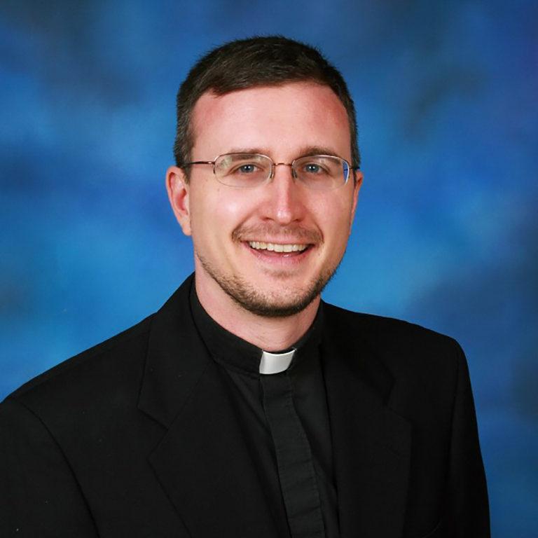 Fr. Jonathan Goertz, Pastor