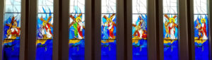 SHCC stained glass
