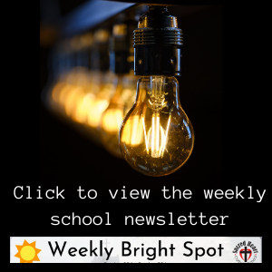 Click to view the weekly school newsletter